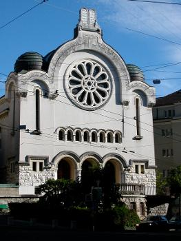Synagogue (Lausanne)