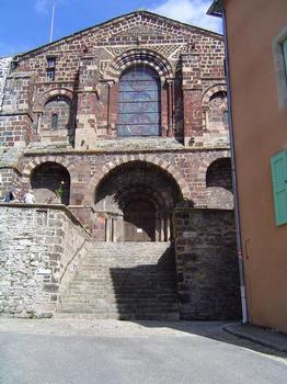 Ancienne abbatiale Saint-Théofrède