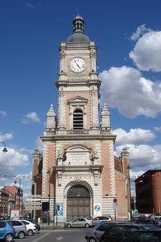 Eglise Saint-Leger -Lens