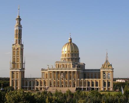Neue Basilika in Lichen