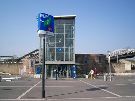 Gare de Lieusaint - Moissy