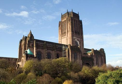 Cathedral Church of Christ in Liverpool (photographe: Andrew Dunn)