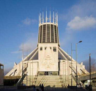 Kathedrale in Liverpool (Fotograf: Andrew Dunn)