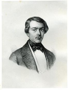 Louis van Overstraeten (Quelle: Architectonique des Temples Chrétiens, 1850)