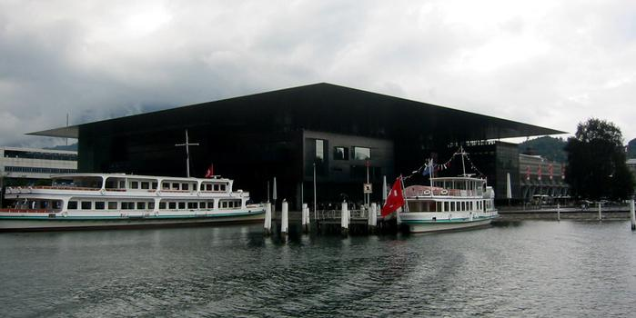 Lucerne Culture and Congress Centre