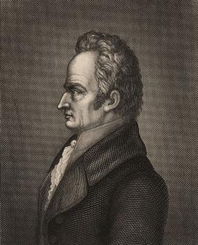 Marc Isambart Brunel, Gravur von G. Metzeroth (ca. 1880)