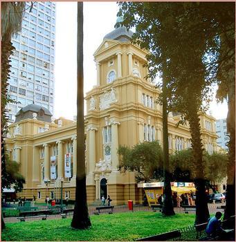 Musée des Arts du Rio Grande do Sul - orto Alegre