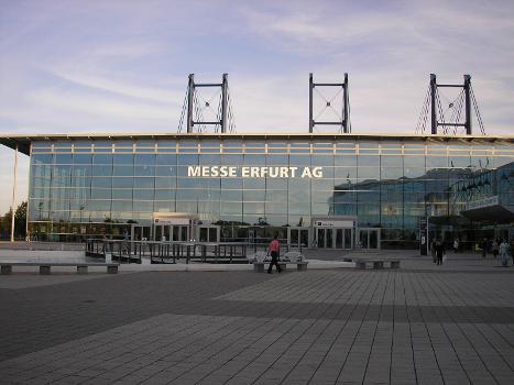 Messe Erfurt - Hall 1