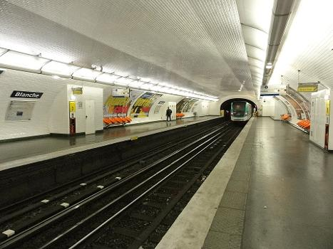 Station de métro Bonne Nouvelle