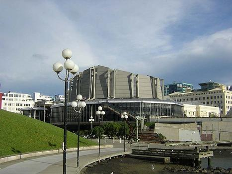 Michael Fowler Centre - Wellington