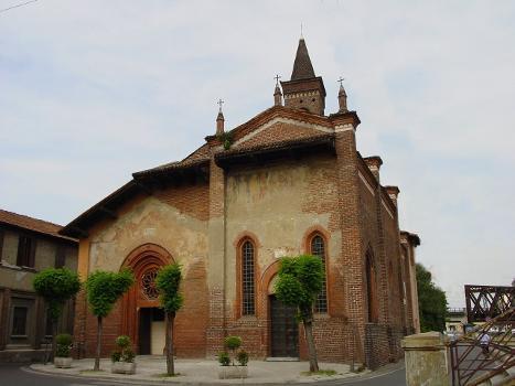 Church of San Cristoforo sul Naviglio