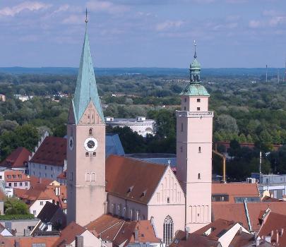 Eglise Saint-Maurice - Ingolstadt