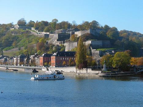 Zitadelle von Namur
