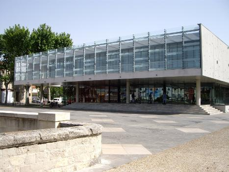 Médiathèque - Narbonne