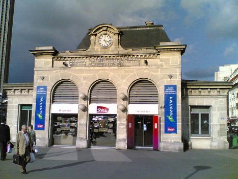 Bahnhof Neuilly - Porte Maillot