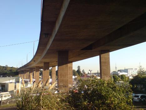 Newmarket viaduct - Auckland