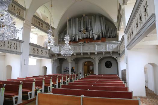 Nikolaikirche Spitzkunnersdorf