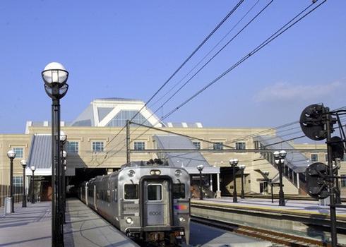 Frank R. Lautenberg Rail Station