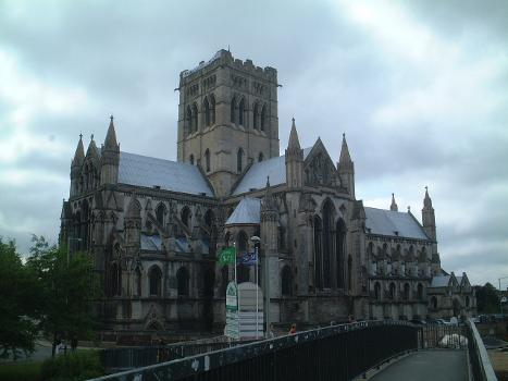 Cathédrale Saint Jean Baptiste - Norwich