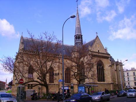Eglise Notre-Dame de Boulogne