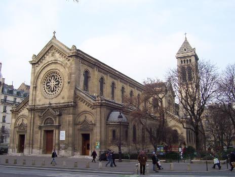 Eglise Notre-Dame des Champs - Paris