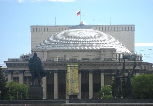 Akademische Staatsoper und -ballet Nowosibirsk