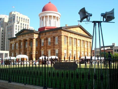 Ancien Capitole - Springfield