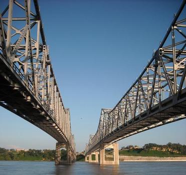 Natchez-Vidalia Bridges
