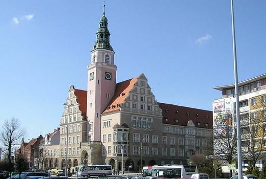 Hôtel de Ville - Olsztyn