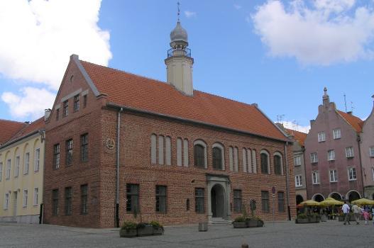 Hôtel de Ville historique - Olsztyn