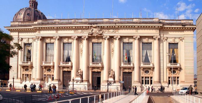 Palais Piratini - Porto Alegre
