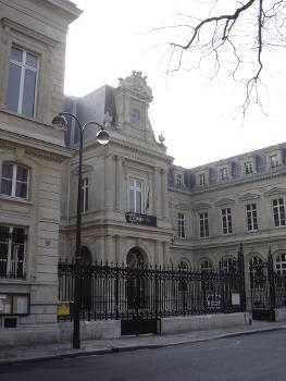 City Hall of the Third Arrondissement