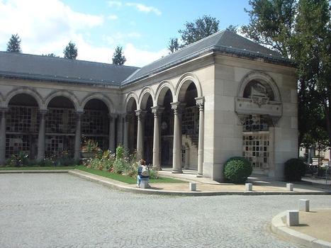 Columbarium du cimetière Père-Lachaise