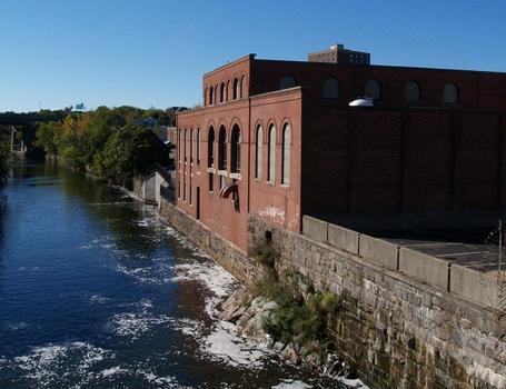 Bridge Mill Power Plant