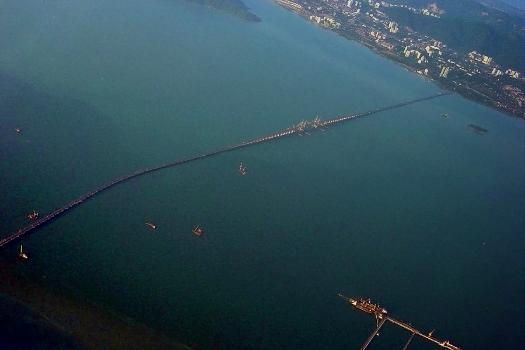 Penang-Brücke