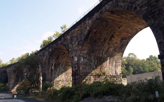 Brilliant Branch Railroad Bridge