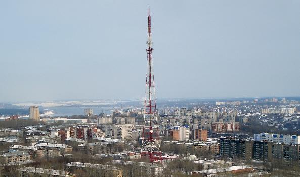 Fernsehturm Perm