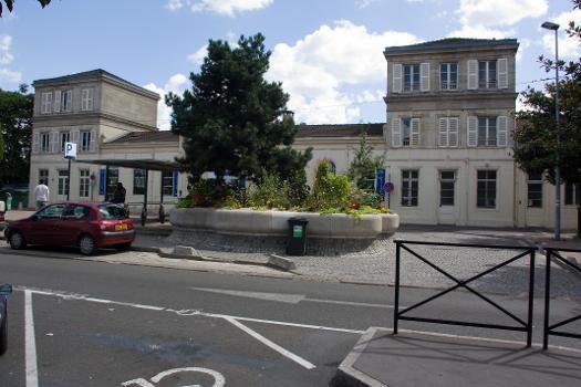 Pierrefitte - Stains Station