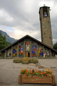 Eglise Notre-Dame-de-Toutes-Grâces