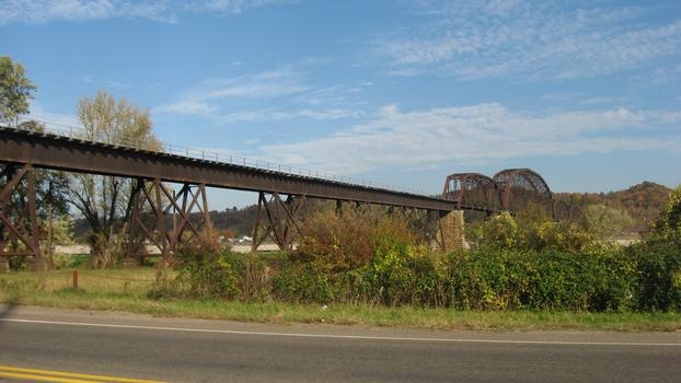 Point Pleasant Railroad Bridge