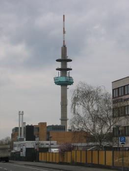 Fernmeldeturm Köln-Poll