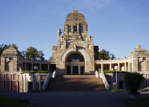 Krematorium Pragfriedhof