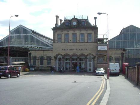 Bahnhof Preston