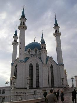 Qolsharif-Moschee  (Fotograf: Jan Marozau)