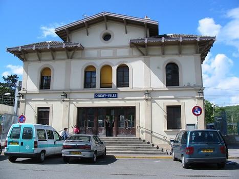 Bahnhof Orsay-Ville