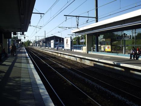 Gare de Bry-sur-Marne