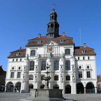 Hôtel de Ville - Luneburg