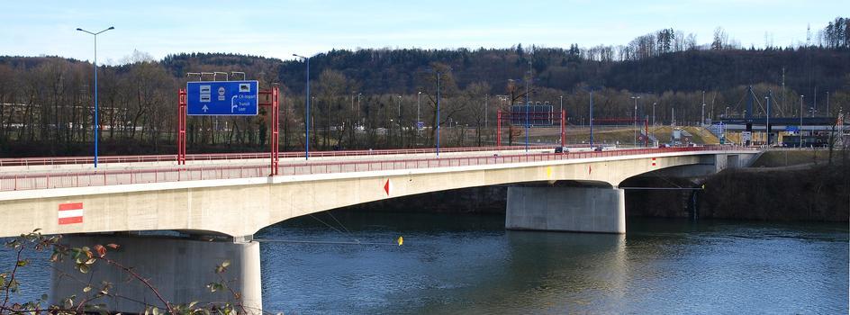 Autobahnbrücke Rheinfelden