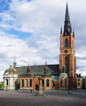 Église de Riddarholmen