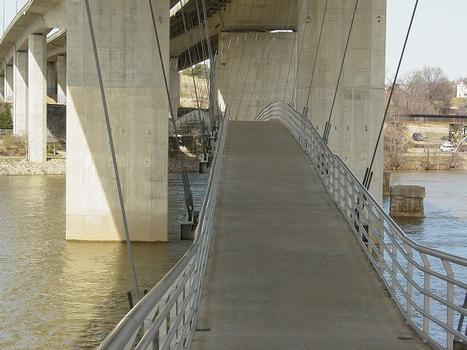 Belle Isle Pedestrian Bridge